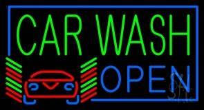 Car Wash Open Neon Signs Every Thing Neon