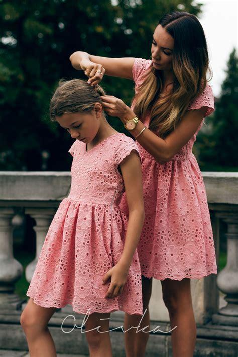 Najpiękniejsza Sukienka Dla Mamy I Córki  Olivka Blog