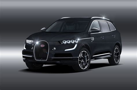 Does Volkswagen Make Bugatti by Bugatti Would Be The Last Vw Division To Make An Suv