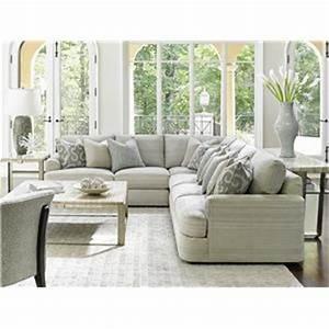 Lexington laurel canyon 7945 sect halandale two piece for Laurel 4 piece sectional sofa