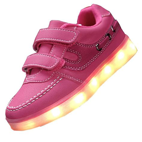 baby light up shoes us baby kids light up shoes rechargeable usb led