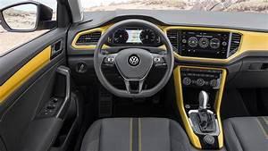 VW T-Roc SUV (2017) review CAR Magazine