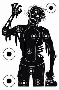 printable zombie shooting targets free printable shooting ...