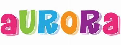 Aurora Friday Cool Logos Textgiraffe