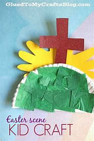 Easter Craft Ideas Religious
