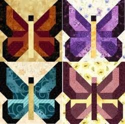 Butterflies Are Free Quilt Pattern