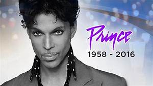 Iconic Minnesota Musician Prince Dead At 57