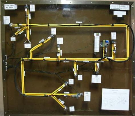 custom wire harness build for the aerospace industry by