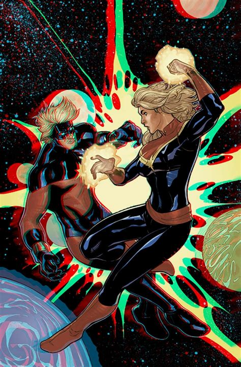 captain marvel en 3d 183 le blog comics de xmancyclops