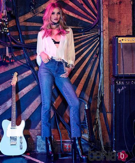 rosie huntington whiteley    denim  paige