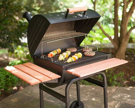 10 Best Charcoal Grills 2019
