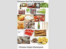 Chinese Hot Pot Starterpack KIMLAN Oy Sauce Yurbun KITCHEN