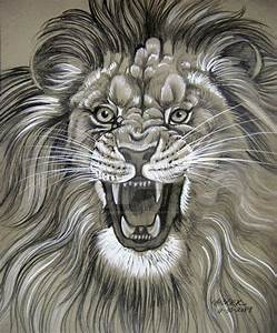 Sooper Angry Lion by HouseofChabrier on DeviantArt