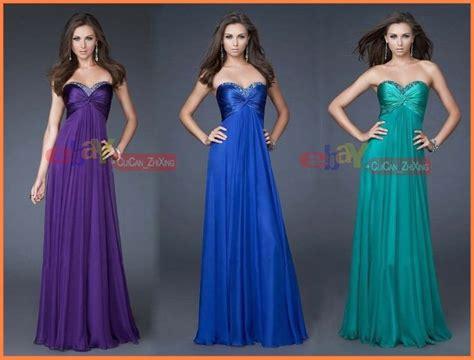 blue and purple wedding dress best 25 peacock bridesmaid dresses ideas on