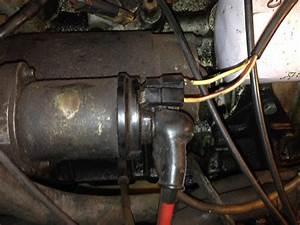 S2 Starter Motor Wiring - Engine  Ancilliaries
