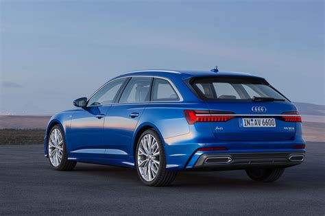 gaining an avant age new audi a6 avant estate is here car magazine