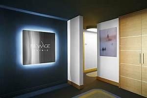 Innovative, New, Age, Clinic, In, Istanbul, Embraces, Audacious, Futuristic, Style