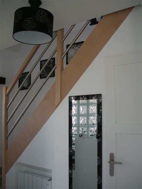 canape convertible tres confortable déco couloir montée d 39 escalier et mezzanine notre