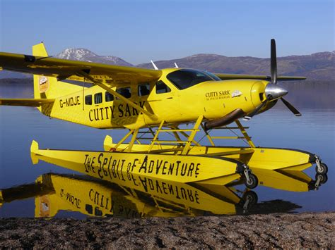 Flying Boat Loch Lomond by Gift Card Silver Discovery Tour Loch Lomond Seaplanes