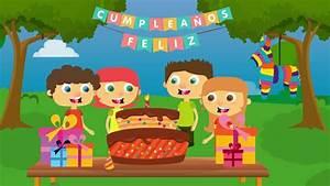 Cumpleaños Feliz Música Para Cumpleaños con Niños YouTube