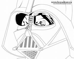 Darth Vader Drawing At Getdrawingscom Free For Personal