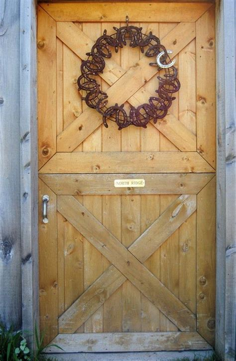 How to build a Dutch barn door   DIY projects for everyone!