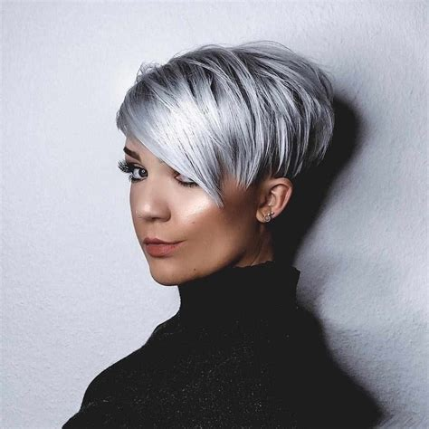 40+ Latest Short Bob And Pixie Haircuts For Women 2019
