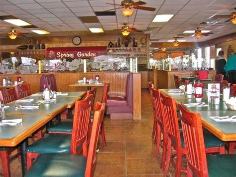 Nw Corner  Picture Of Spring Garden Family Restaurant, St
