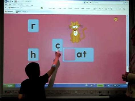 kindergarten interactive white board use 266 | hqdefault