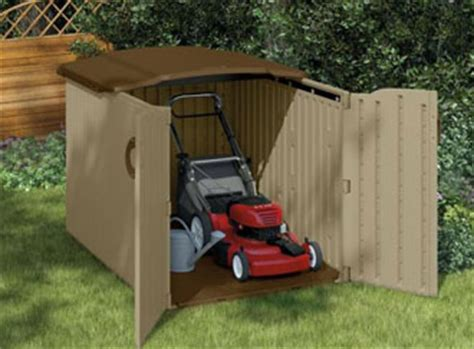 Lawn Mower Storage Shed by Lawn Mowers Archives Black Creek Services Inc