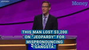 A 'Jeopardy' Contestant Lost $3,200 by - One News Page VIDEO