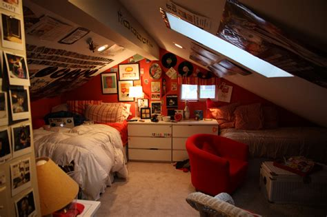 "Because Mine No Longer Exists ""this Was My Attic Bedroom"