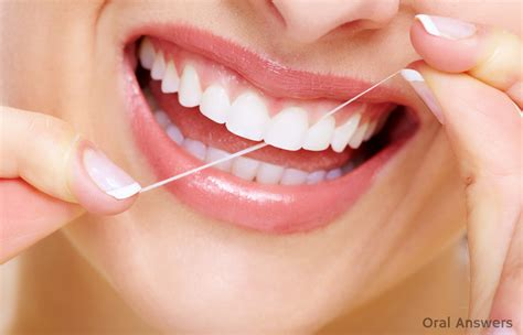 Bleeding Gums When Brushing And Flossing Is It Normal