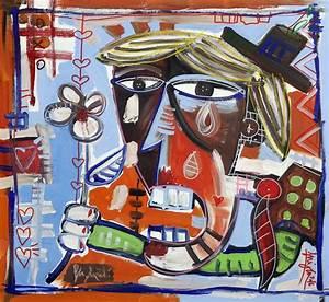 Moderne Kunst Leinwand : bild zeitgen ssische kunst zeitgen ssisch moderne kunst kubismus von annett mann bei kunstnet ~ Sanjose-hotels-ca.com Haus und Dekorationen