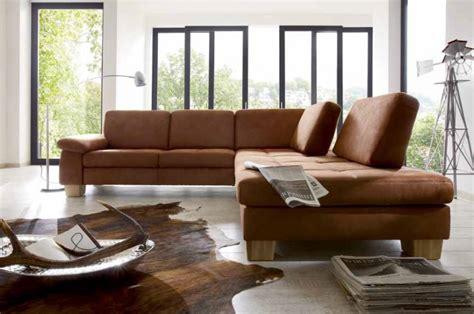 Braunes Sofa Welche Wandfarbe by Eckgruppe Polsterecke Sofa Textilsofa Ecksofa