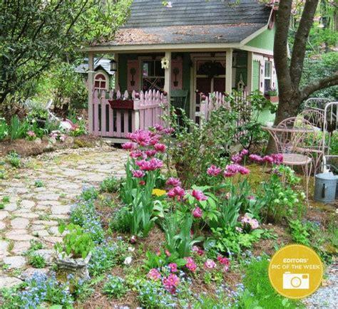 cottage style potting shed garden sheds garden shed