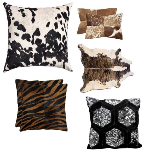 Cowhide Home Decor by Cowhide Home Decor Places In The Home
