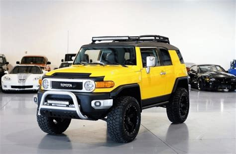 2020 Toyota Fj by 2020 Toyota Fj Cruiser Changes Interior Colors Price