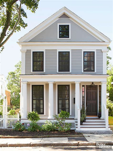 Colonial Home Design Ideas by Colonial Style Home Ideas