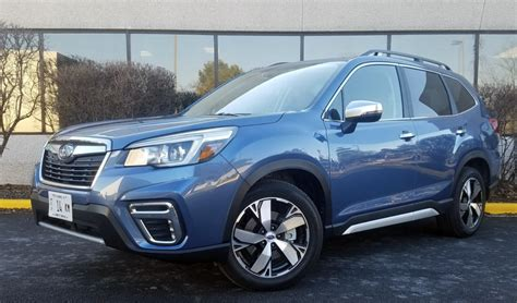 subaru forester  daily drive consumer guide