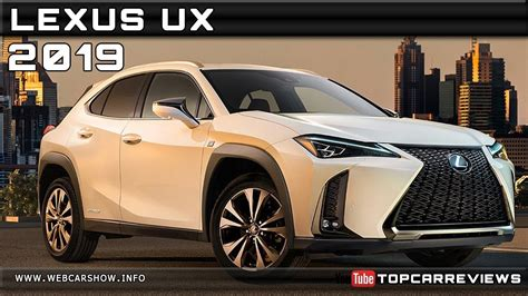 lexus ux review rendered price specs release date
