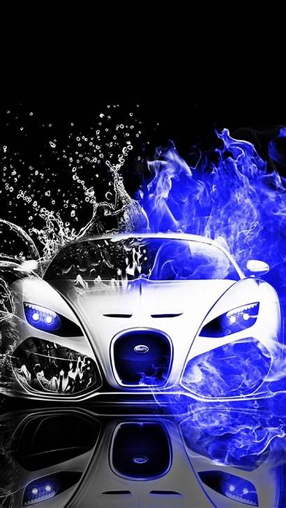 Android Cool Cars Water Phone Smart Sc