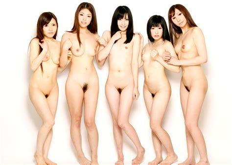 Asia Porn Photo   Comparison tits