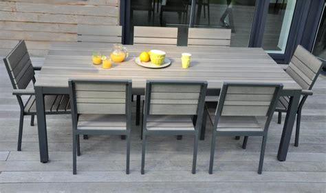 table et chaises de jardin leclerc table et chaises de jardin leclerc 12 salon de