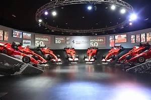 Michael Schumacher Aujourd Hui : ferrari une exposition pour les 50 ans de michael schumacher ~ Maxctalentgroup.com Avis de Voitures