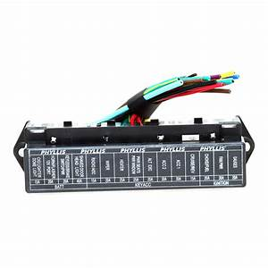 New Set Fuse Block Assy 1pc Fit 80