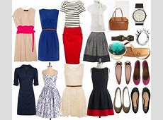 A Seasonal Minimalist Wardrobe Save Spend Splurge