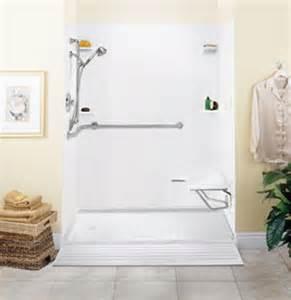 barrier free bathroom design e l mustee sons caregiver 360 barrier free shower