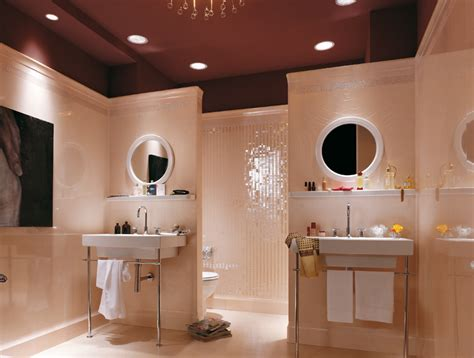 sectioned bathroom layout interior design ideas