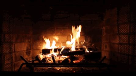 the best fireplace with crackling sounds 2 hours